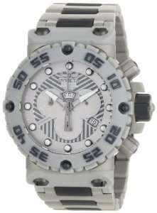 Collection Nitro Chronograph Watch Silver Dial Date Invicta Watches