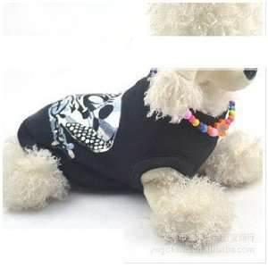 NEW Small dog clothes Pet Dress Puppy T shirt Shirt DOG soft apparel