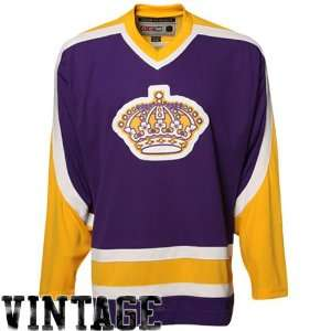 CCM Los Angeles Kings Team Classic Premier Hockey Jersey