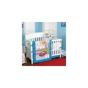 NASCAR® 3 Piece Baby Boy Crib Bedding Set Baby