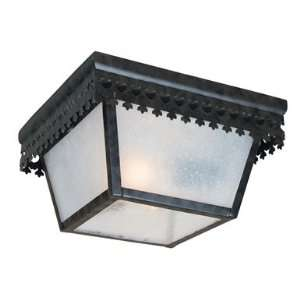 Exterior Lighting 9085 World Imports Flushmount Ceiling Light Fixture