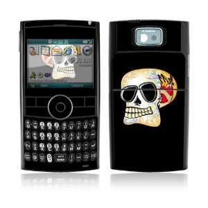 Skull Decorative Skin Cover Decal Sticker for Samsung