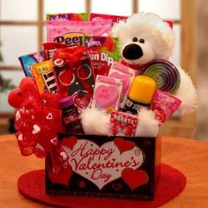 Beary Huggable Valentines Day Gift Grocery & Gourmet Food