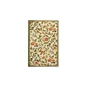 Chelsea   HK310A Area Rug   18 x 26   Ivory