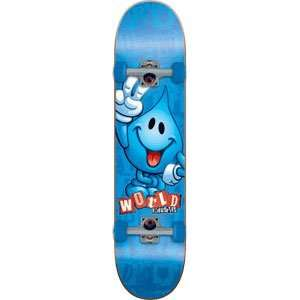 World Industries Wetwilly Ransom Mid Complete Skateboard
