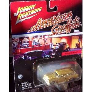 Johnny Lightning American Graffiti   1955 Chevy Nomad