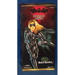 Batman and Robin BATGIRL 12in Collectors Action Figure  Toys & Games