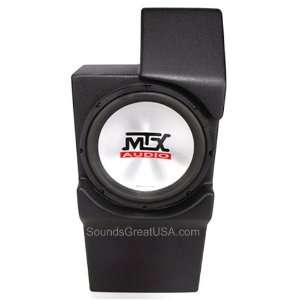 MTX Loaded Sub Enclosure for CHEVY Silverado, Tahoe, Suburban GMC