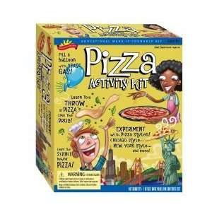 Pizza Activity Kit by Scientific Explorer  Toys & Games