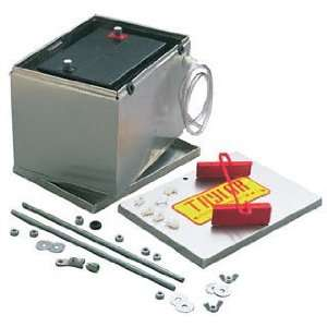 Taylor Cable 48100 Aluminum Battery Box and Hold Down