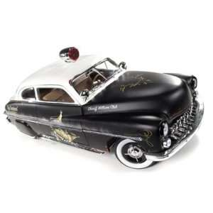 1/18 American Muscle 1949 Mercury Rat Rod Toys & Games