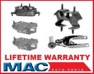 00 05 Impala 3.4L Engine Motor Mount & Transmission