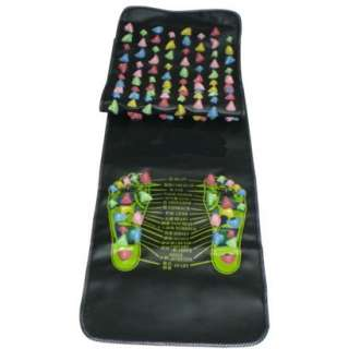 Reflexology Foot Massage Walk Stone Leg Massager Mat