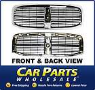 New Grille Assembly Chrome shell black insert Ram 1500 CH1200282