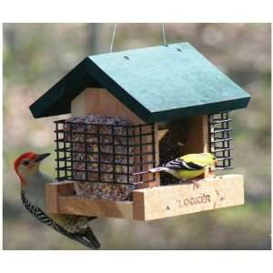 2 Suet and A Seed   (Bird Feeders) (Seed Feeders