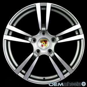 19 TURBO II STYLE WHEELS FITS PORSCHE 911 CARRERA BOXSTER CAYMAN S